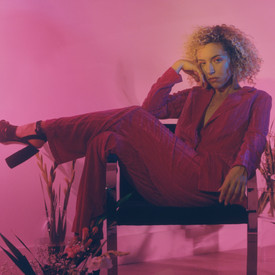 Introducing DeepMatter's emerging Soulful Songstress Stella Talpo