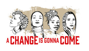 Girl Power - A Change Is Gonna Come: Music For Human Rights