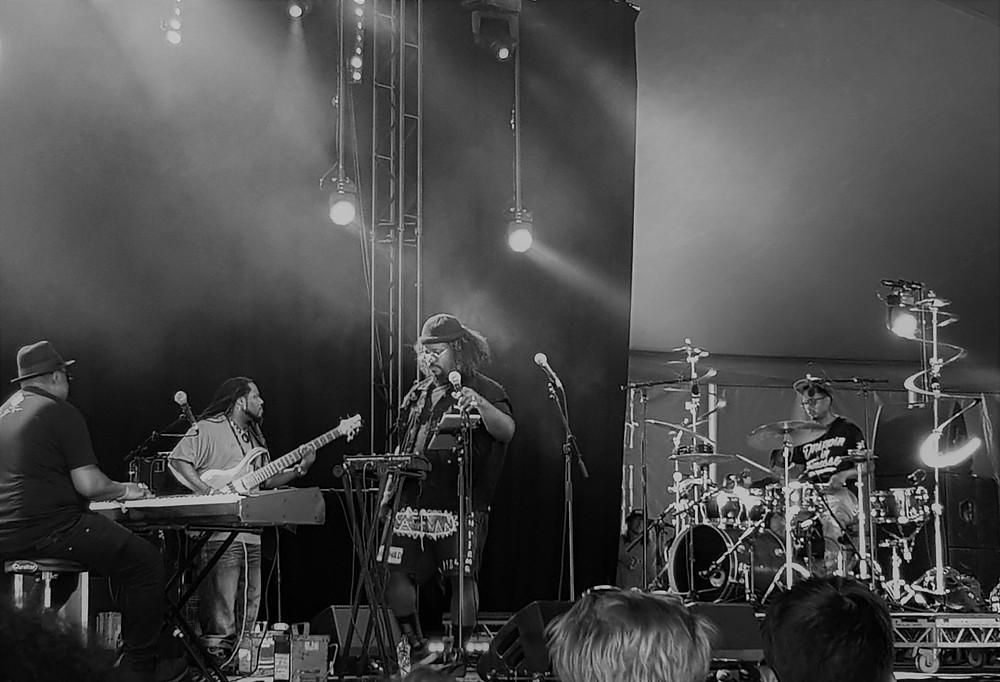 Chris Dave & The Drumhedz - Big Top