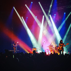 Psychedelic funk and soul band Khruangbin rock out at The Roundhouse