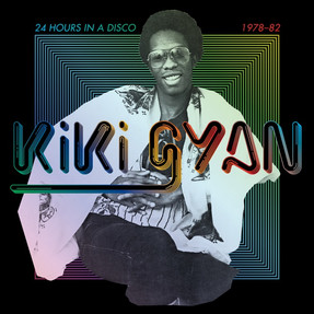 Boogie down for 24 hours in a Disco with Kiki Gyan