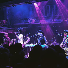 Jazz Cafe host music royalty with legendary funk, rock, and psychedelic soul pioneers The Family Sto