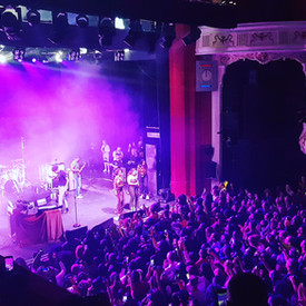 Masego done killed the game at Shepherd's Bush Empire, supported by R&B singer Iyamah