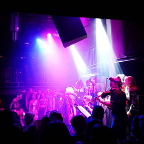 Horse Meat Disco present Deep Throat Choir, and Night Thing @ The Jazz Cafe