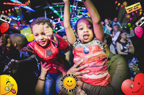 Feature Interview: Clubbing for all the family at Mike Picketts' Raver Tots