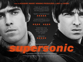 Oasis: Supersonic is a profanity-filled insight into the Mancunian legends' early success