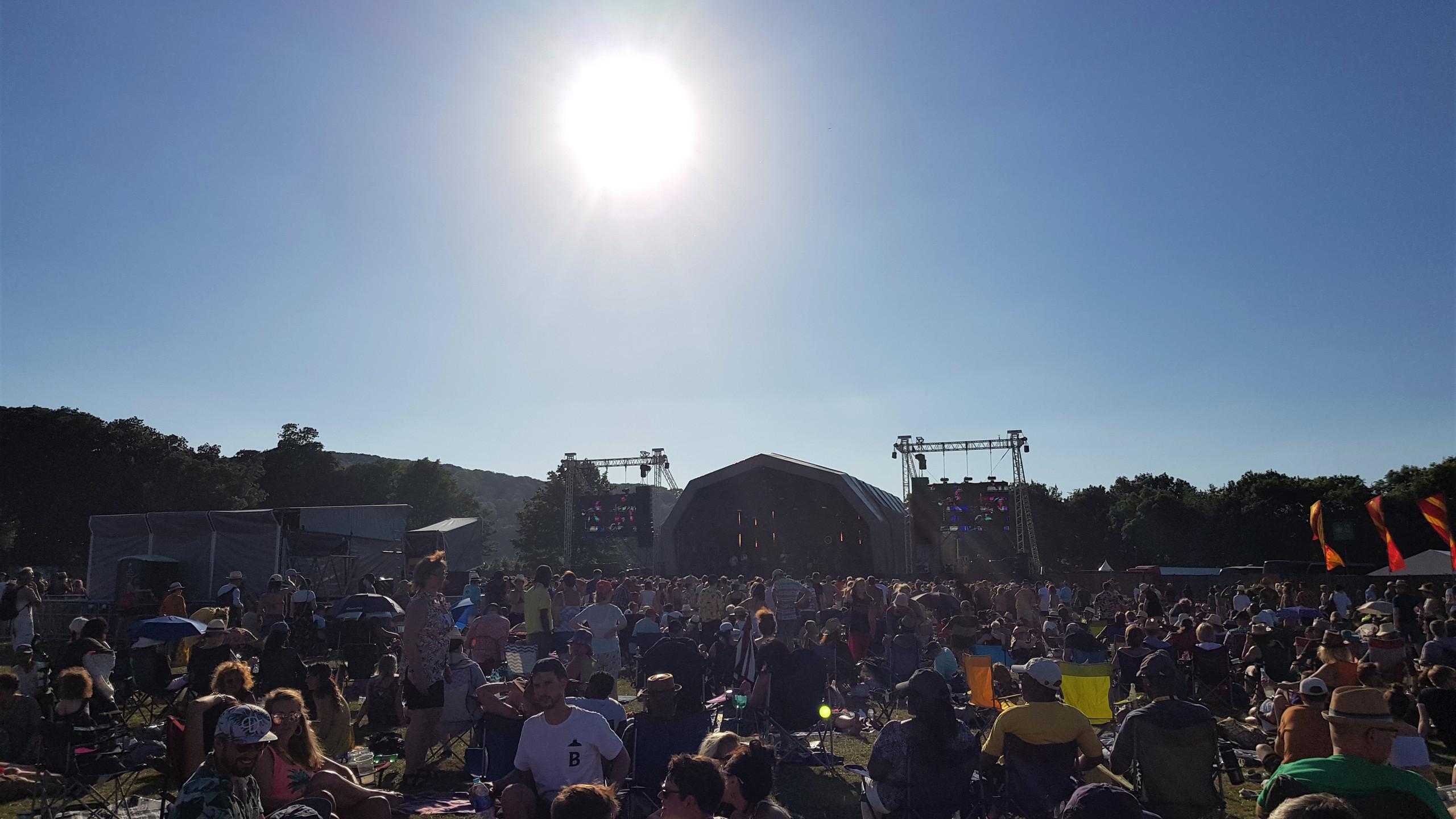 Main Stage - Love Supreme Festival