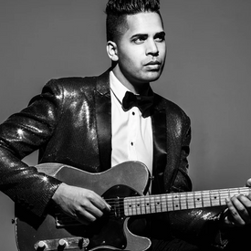Jordan John gets in the groove with new single from his debut album Funk Parade