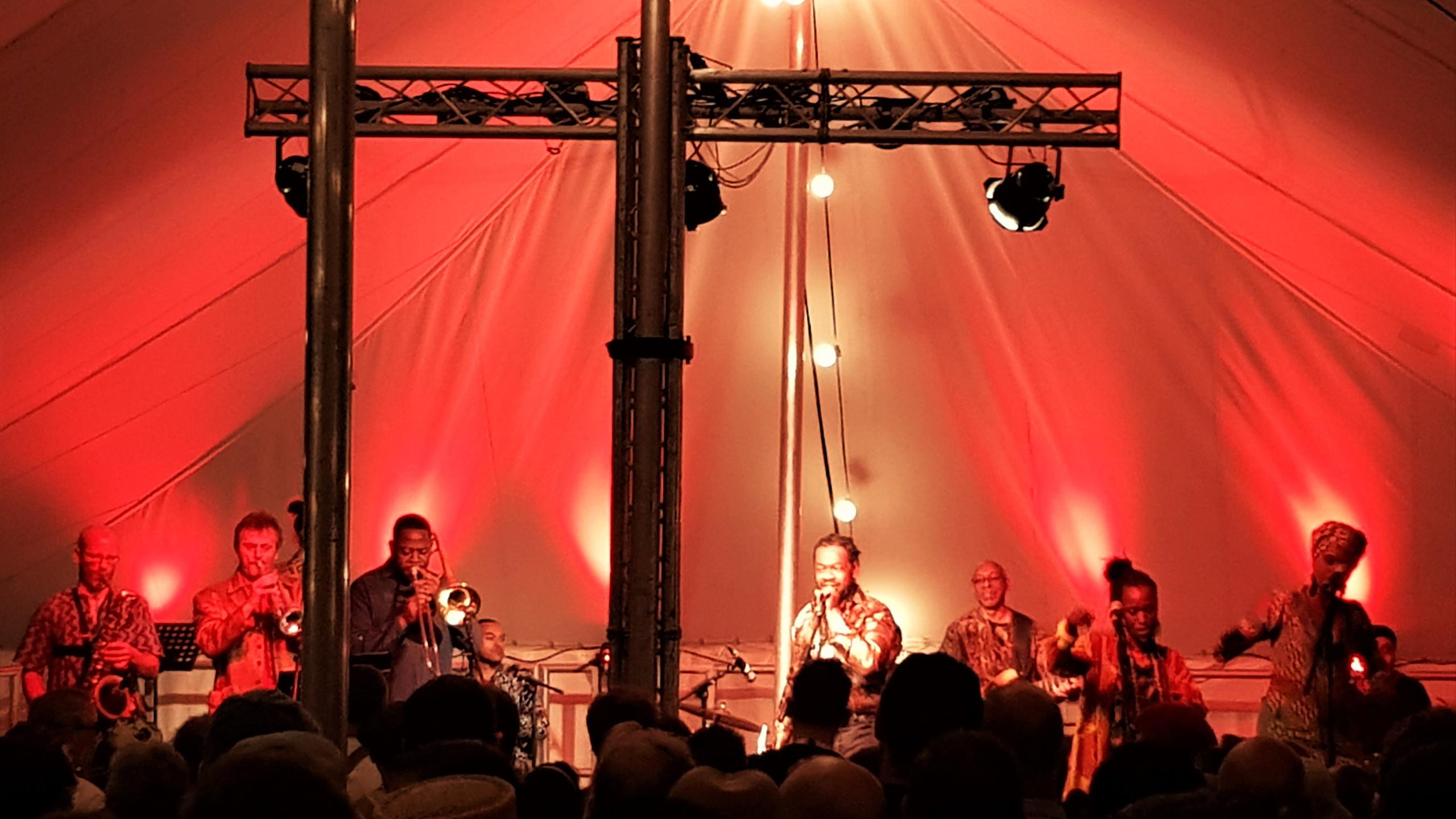 Bukky Leo & Black Egypt Celebrate Fela Kuti _ Jazz In The Round