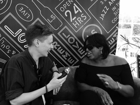 Mica Paris Interview - Hosting Radio Shows, performing an Ella Fitzgerald album, and singing to Rupe