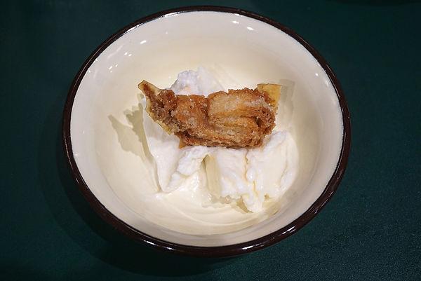 גלידת אגסים