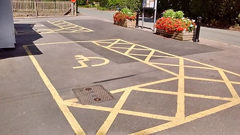 Barlaston Village Hall Car Park