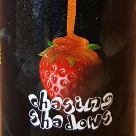 Chasing Shadows 100ML  Strawberries & Cream w/caramel