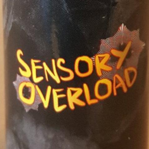 Sensory Overload 100ML Mango/Peach/Lychee