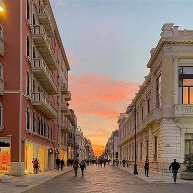 Corso Giuseppe Garibaldi Reggio Calabria