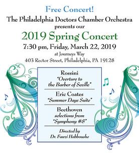 December 2019 concert program
