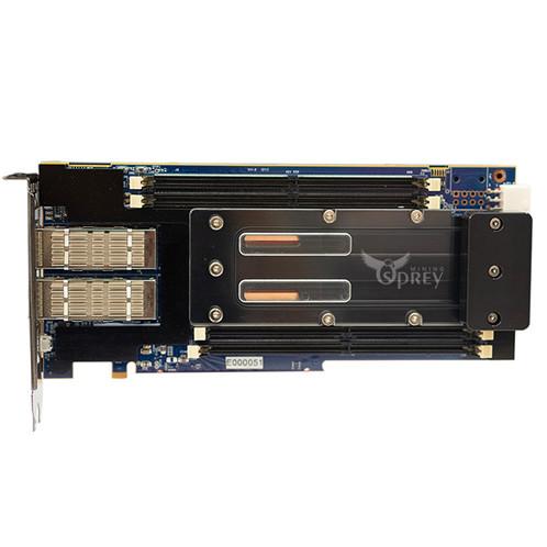 ECU200 (Xilinx FPGA VU9P)Mining FPGA Board