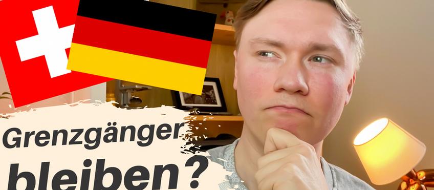 Wann sollte ich Grenzgänger bleiben?