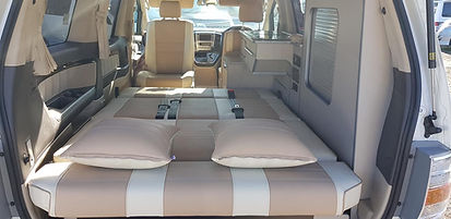 "Northstar Conversions - Toyota Alphard - 48"" Rock n' Roll Side Conversion"