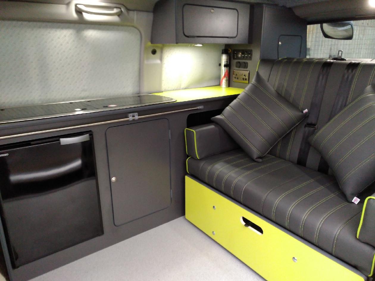 Mazda Bongo R999 - Drivelodge Elevating