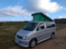 Mazda Bongo Silver R999 - Drivelodge Ele