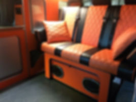 Volkswagen Transporter Wide Bed Conversi