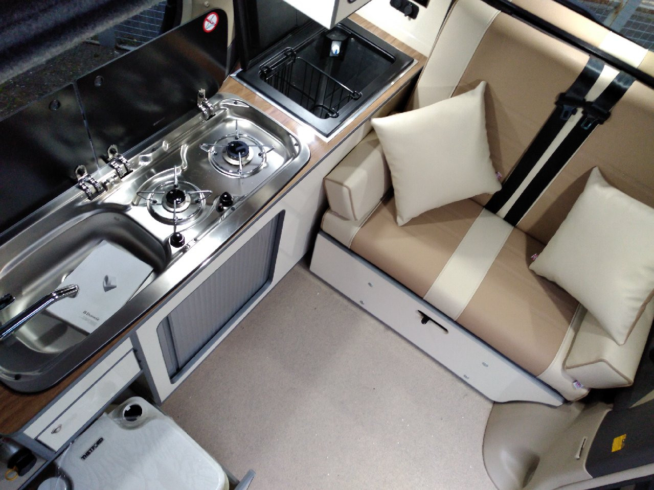 Toyota Alphard - Northstar New 38'' Rock