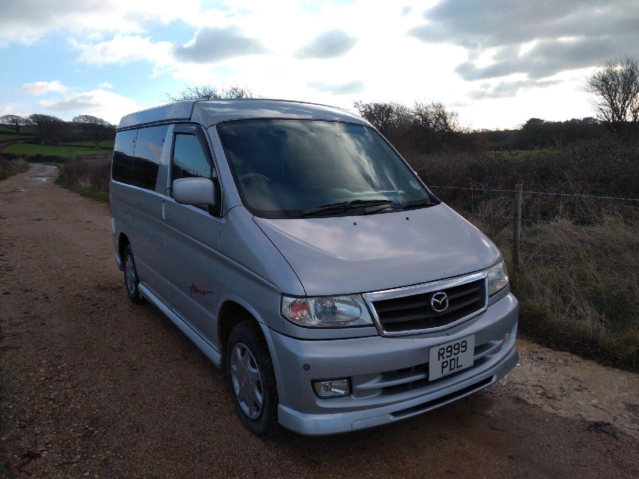 Mazda Bongo - Drivelodge Ele