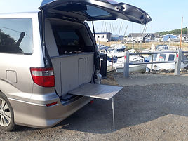 "Northstar ""Outback"" Rear Conversion - Toyota Alphard"