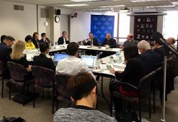 CIGI and FPI Roundtable