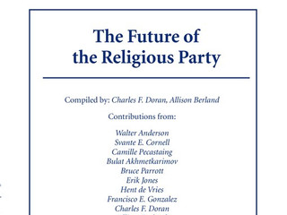 The Future of the Religious Party: SAIS Review of International Affairs