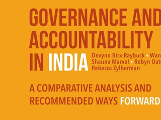 Governance and Accountability in India