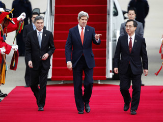 Secretary Kerry in Asia –Looking for Love in the Wrong Places