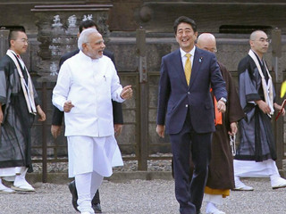 What Abe and Modi need from each other