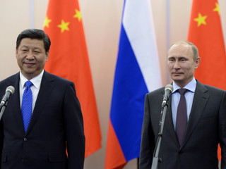 Russia-China Gas Deal a Sign of Russian Weakness, Not New Alliance