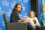 Democracy: Stories from the Long Road to Freedom, with Condoleeza Rice