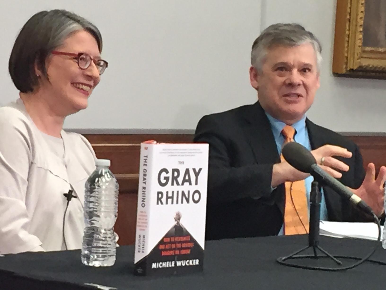 Gray Rhino with Michele Wucker