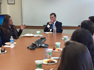 A Conversation on American Foreign Policy in the Middle East & South Asia with Dean Nasr and Amb