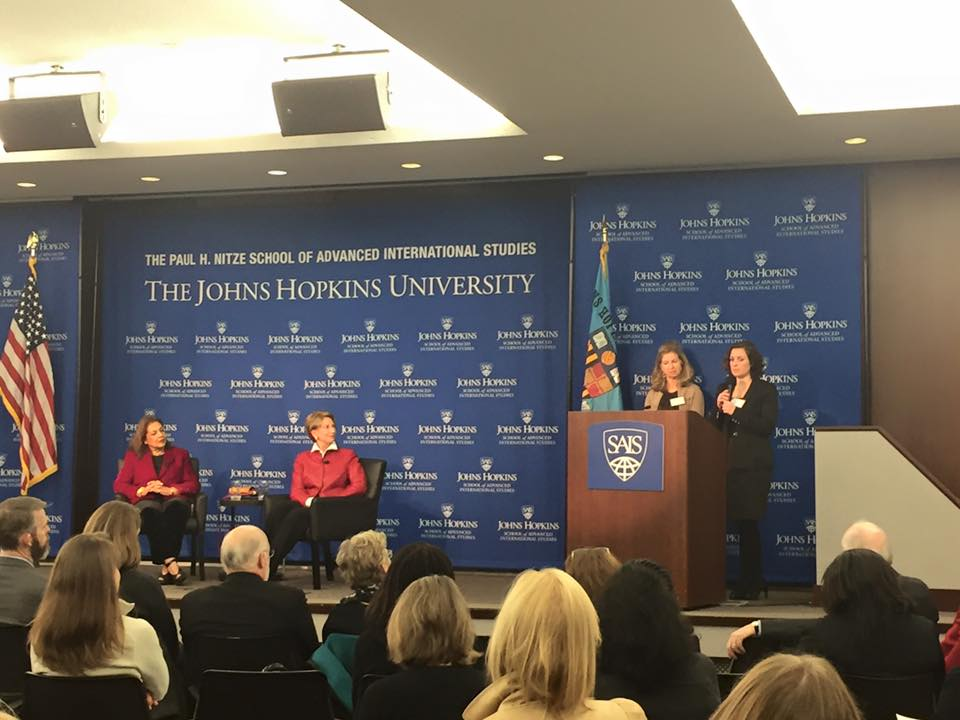 SAIS Women's Leadership Initiative
