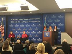 SAIS Women's Leadership Initiative