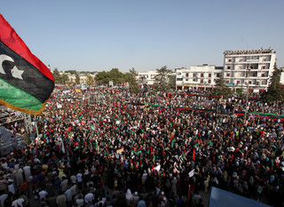 The United States Should Not Get Involved in Libya's Civil War