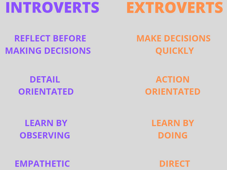 Why introverts make good leaders