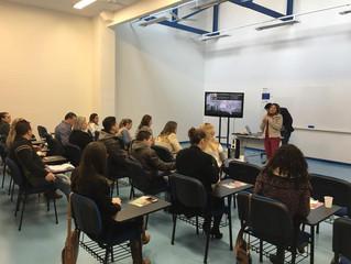 Participação no Workshop sobre Coaching Financeiro