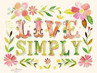 Olhe com mais amor para sua vida.