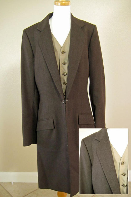 Carl Meyers Brown Suit - Ladies 2/4
