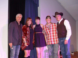 Texas Troubadour Winners