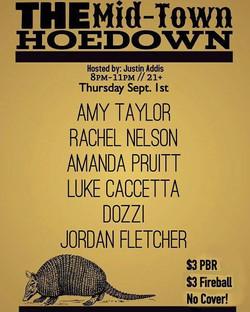Midtown Hoetown Poster