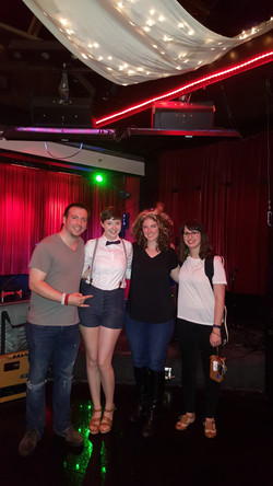 The Band @ Blue Bar