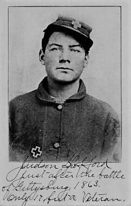 Judson Spofford: American Hero