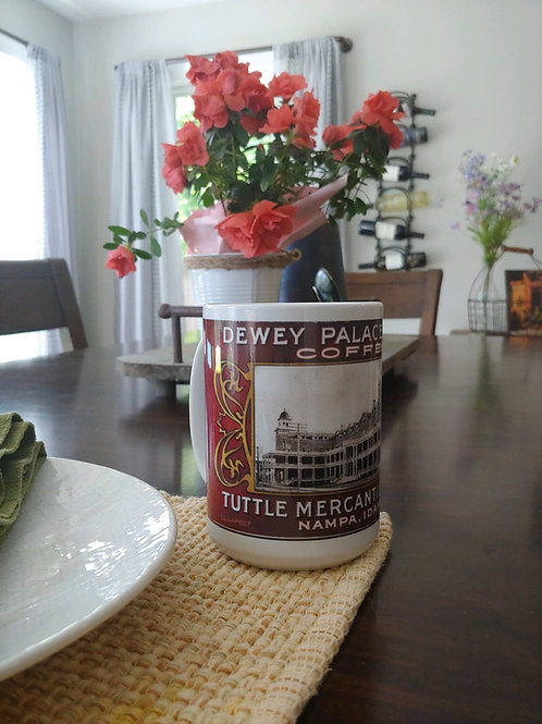 Dewey Palace 15oz Coffee Mug